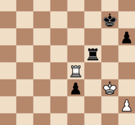 2014 World Chess Championship Round 5 Final Position